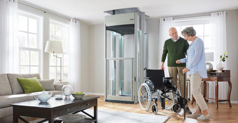 מעלית נגישות נגישות והתאמת בתים לבעלי צרכים ומוגבליות